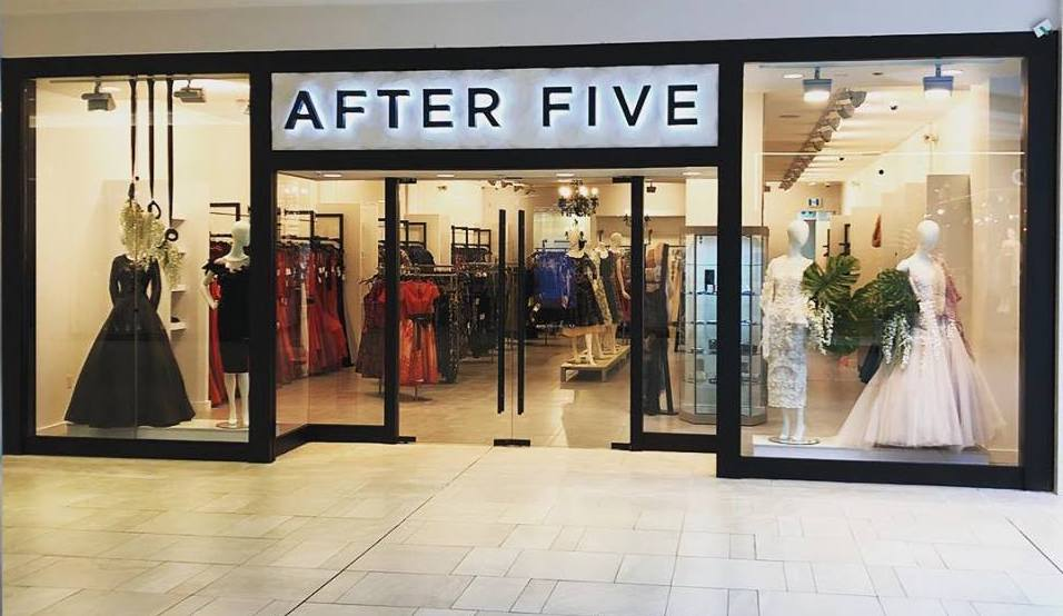 After Five Fashion Formal Dress and Gown Shop